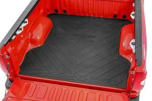 Truck Bed - Bed Mats - Rough Country - Dodge Bed Mat w/RC Logos (19-20 Ram 1500, 5ft 7in Bed) - RCM661