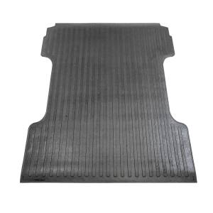 Truck Bed - Bed Mats - TrailFX - Direct-Fit Without Raised Edges Black Nyracord Tailgate Liner/ Mat Not Included - 620D