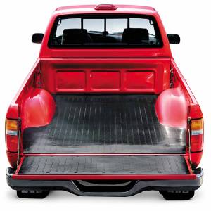 Truck Bed - Bed Mats - TrailFX - Direct-Fit Without Raised Edges Black Nyracord Tailgate Liner/ Mat Not Included - 635D