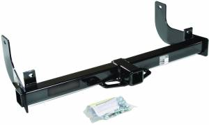 Towing - Receivers and Hitches - TrailFX - Class III 2 In Receiver 6000 Lb Cap/600 Lb Tongue Weight Structural steel - 69512B