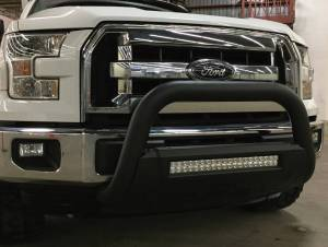 Exterior - Grille Guards & Bull Bars - TrailFX - Component for TLF Bull Bars - B1602B