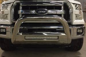 Exterior - Grille Guards & Bull Bars - TrailFX - Component for TLF Bull Bars - B1604S
