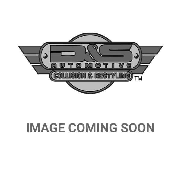 Tail Lights - Tail Light Accessories - TrailFX - Bar Style Powder Coated Black Steel Set of 2 - T0008B