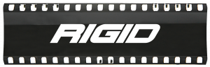 "Light Bars - Light Bar Covers - RIGID Industries - COVER 6"" SR-SERIES BLK - 105843"
