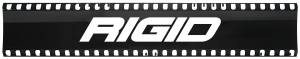 "Light Bars - Light Bar Covers - RIGID Industries - COVER 10"" SR-SERIES BLK - 105943"