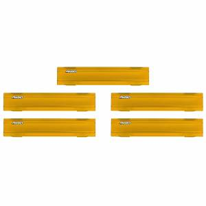 Light Bars - Light Bar Covers - RIGID Industries - RIGID LIGHT COVER FOR 54 INCH RDS SR-SERIES, AMBER - 134364