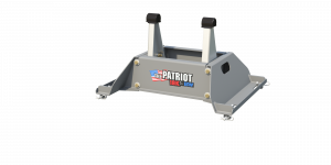 Towing - Fifth Wheel - B&W Trailer Hitches - Patriot 16K 5th Wheel Hitch Base - RVB3200