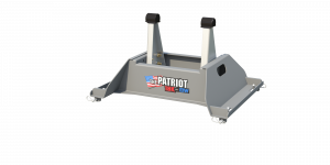Towing - Fifth Wheel - B&W Trailer Hitches - Patriot 18K 5th Wheel Hitch Base - RVB3255