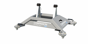 Towing - Fifth Wheel - B&W Trailer Hitches - Companion 5th Wheel Hitch Base For RAM Puck System - RVB3600