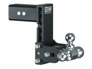 Towing - Adjustable Ball Hitches - B&W Trailer Hitches - 3 Model 10 Blk T&S Tri Ball - TS30049B