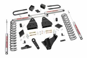 """Rough Country 4.5"""" 2011-2014 Ford F-250 Super Duty Lift Kit with N3 Shocks 530.20"""