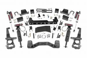 """Rough Country 6"""" 2015-2020 Ford F-150 4WD Lift Kit with Vertex Adjustable Coilovers and Vertex Adjustable Shocks 55750"""