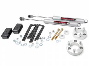 """Rough Country 3"""" Toyota Tacoma Lift Kit with N3 Shocks 74530"""