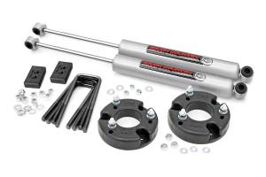 """Rough Country 2"""" 2021 Ford F-150 Lift Kit with Premium N3 Shocks 57130"""