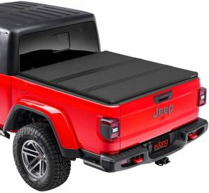 Extang - Extang Jeep Gladiator Solid Fold 2.0 Tonneau Cover With Trail Rail System 83896