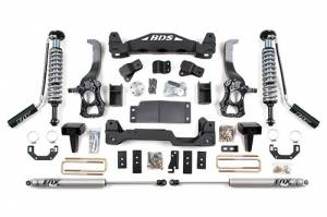"""BDS Suspension - BDS Suspension Ford F-150 6"""" Fox Performance Lift Kit 1505F"""