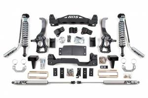 """BDS Suspension - BDS Suspension Ford F-150 6"""" Coilover Lift Kit 573F"""