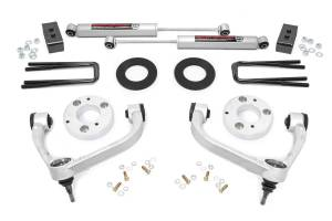 """Rough Country 3"""" 2014-2020 Ford F-150 Bolt-On Arm Lift Kit 51014"""