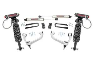 """Rough Country 3"""" 2014-2020 Ford F-150 Bolt-On Arm With Vertex Coilovers Lift Kit 54557"""